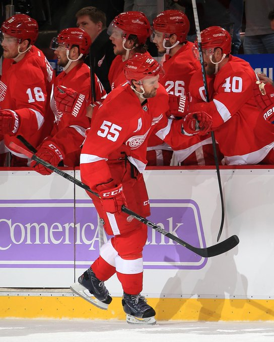 Join us as we wish Niklas Kronwall a Happy Birthday!