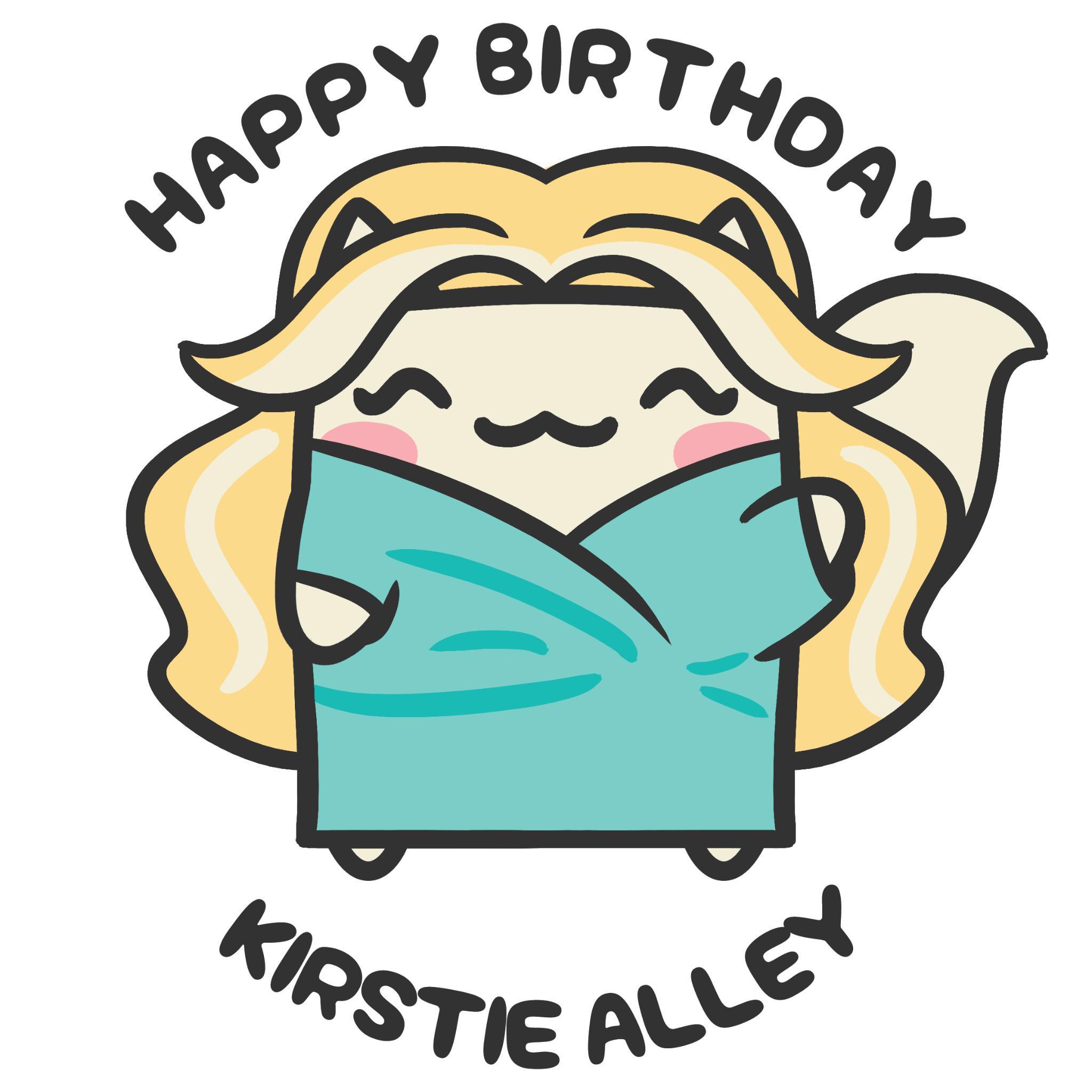 Happy Birthday, January 12 Happy Birthday Kirstie Alley via The Pink Samurai