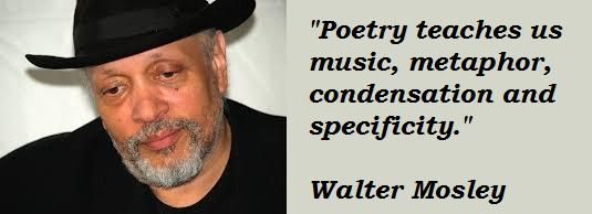 Happy 63rd Birthday to Walter Mosley a member of the NYS Writers Hall of Fame