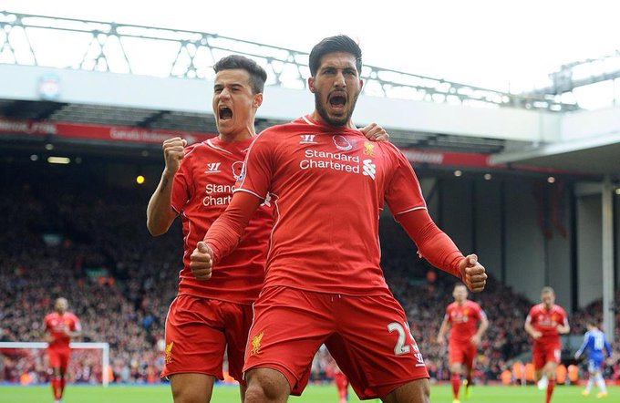 Happy Birthday Emre Can, I like you very much