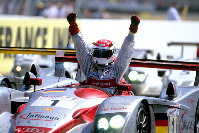 Happy birthday to five-time Le Mans winner 53 today! ©LAT