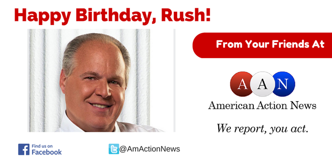 In honor of b-day, 5 Great Rush Quotes:  to wish a Happy Birthday!