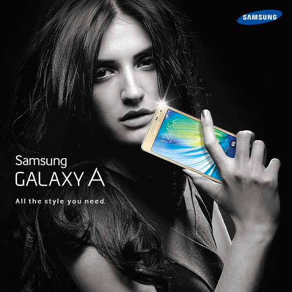 If you seek style, then this one's for you. #Samsung #GALAXYA. That's all the style you need. http://t.co/vrAqHepfB3 http://t.co/0tT9I9wosu