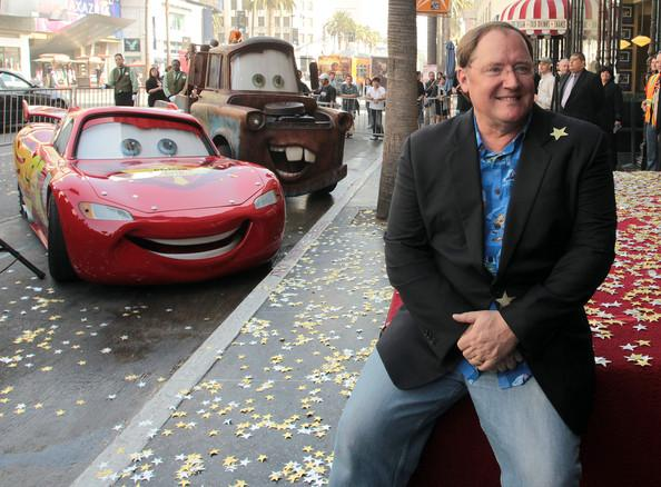 Wishing a happy birthday to John Lasseter today