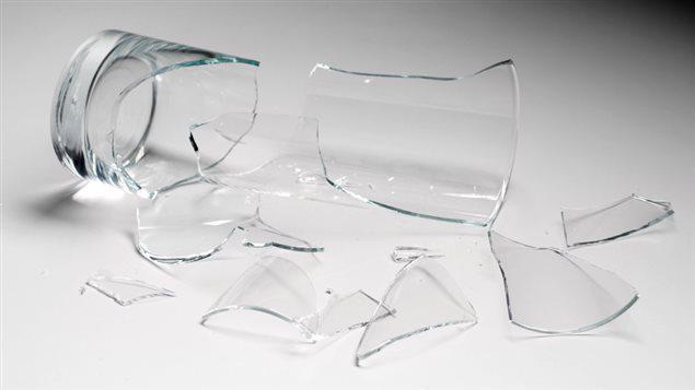 comment un verre cass peut il se r parer tout seul