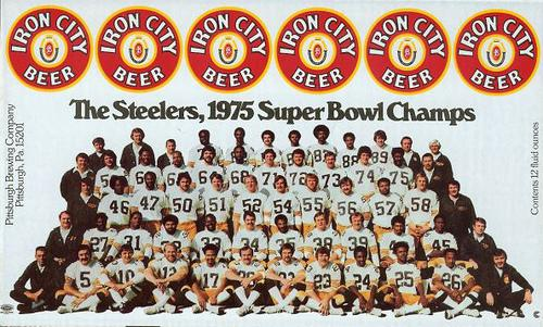40 years ago TODAY the @steelers won their very first Super Bowl!  (defeating the Vikings 16-6) http://t.co/4ZqzFsjAWS