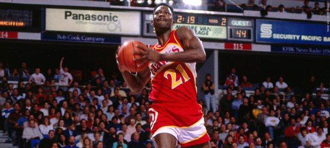Happy 55th Birthday to Hall of Famer & Hawks legend WATCH:
