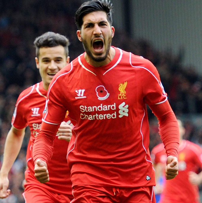 Happy Birthday to midfielder Emre Can. He turns 21 today!