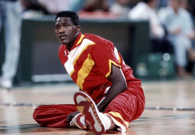 """One of my fav players \"""" Happy Birthday Legend Dominique Wilkins!"""