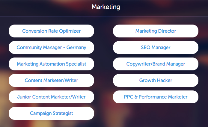We're hiring A LOT. Especially in marketing. Want to join @unbounce? Check out the postings -> http://t.co/mBPXnAN5h0 http://t.co/WJpuCOhmdD