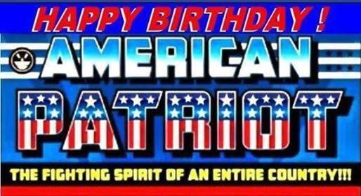 Happy Birthday Limbaugh!