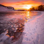 Such a beautiful sunset! MRT @visitsemontana Stunning image just outside #Billings by Cody Linde! http://t.co/08xAKy9FrD