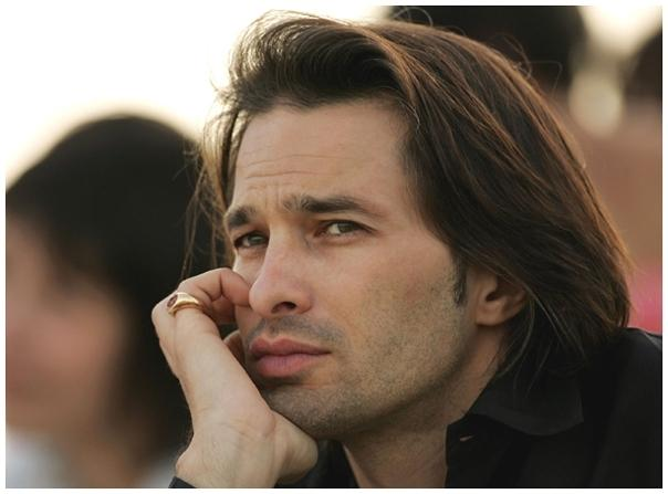 Happy Birthday to Sexy French actor Olivier Martinez... He is 49!