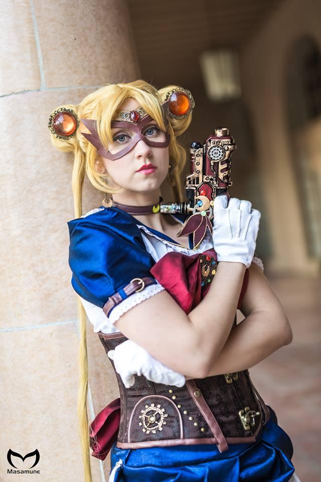 #Steampunk Moon : novembercosplay (DA) / photo : MasamunePhotography (FB) #cosplay http://t.co/Z8Xdi56Fa4