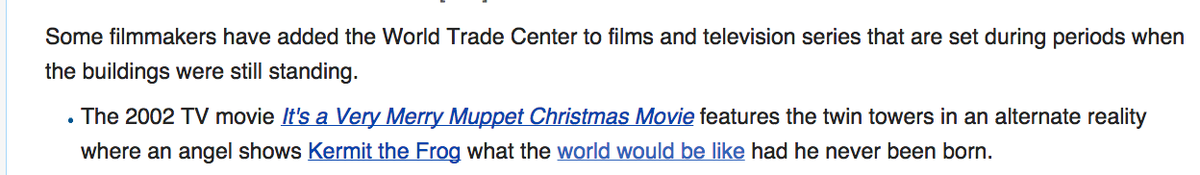 for those of you who missed it last night: wikipedia heavily implies that it's muppets canon that kermit did 9/11 http://t.co/dD6P6nuQVR