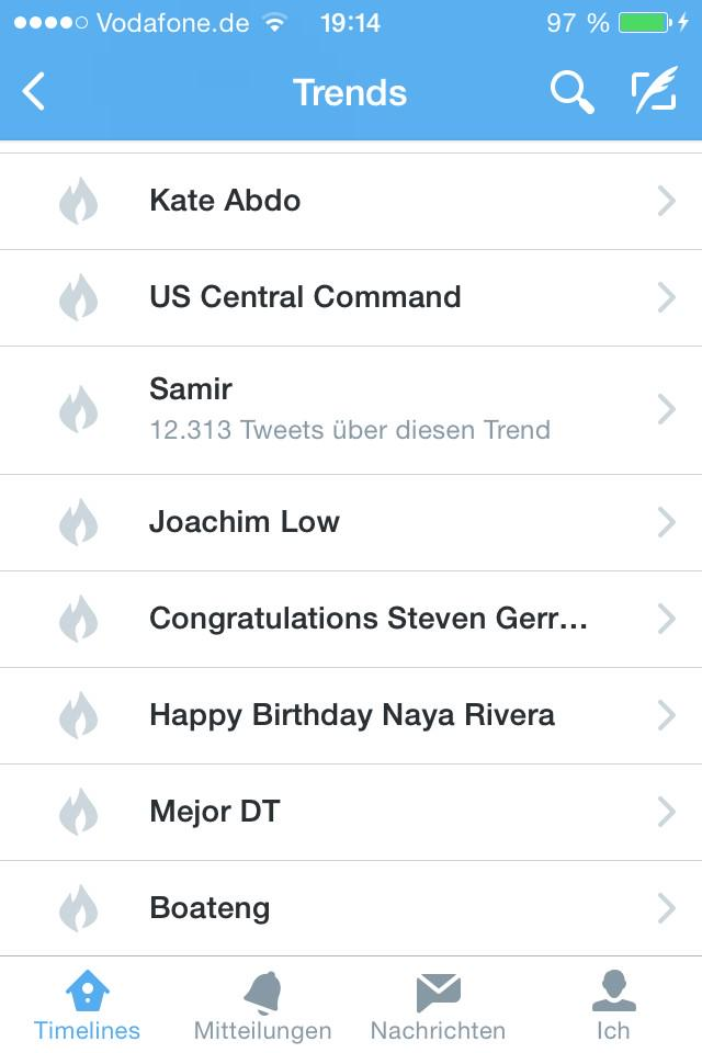Happy Birthday Naya Rivera is in the worldwide Trends bitches!!!!