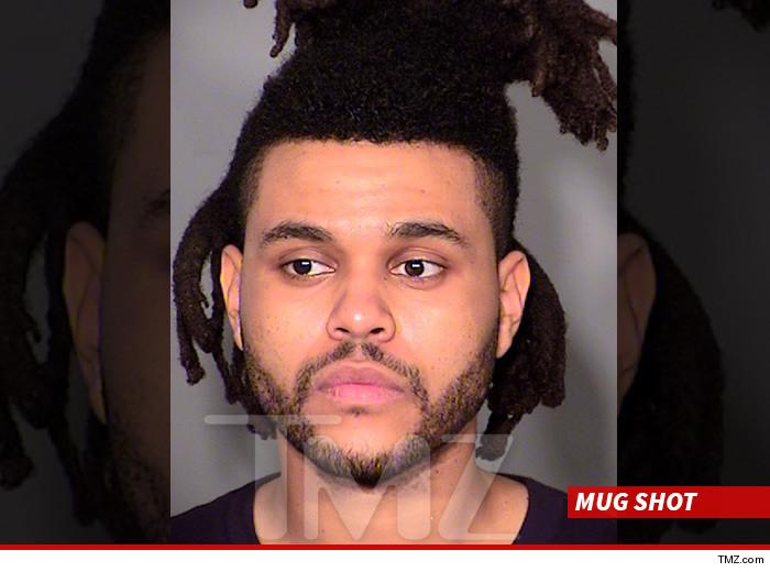 The Weeknd Arrested for Punching Police Officer http://t.co/WITtzwLkSH http://t.co/j9CGMKAupt