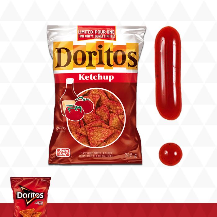 They're back!!!! Who's excited? #LimitedTimeOnly #DreamsCanComeTrue #DoritosKetchup http://t.co/Mv4jhxFNLU