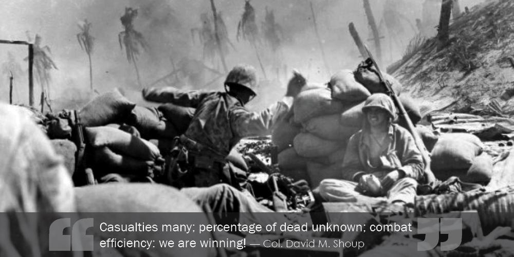 Tarawa, A Battle Report - image 3