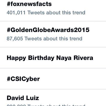 Hell Yh happy birthday Naya Rivera