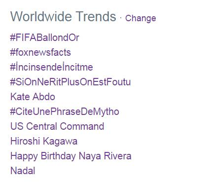 Naya Is Our Birthday Queen and Happy Birthday Naya Rivera both ww trends we you