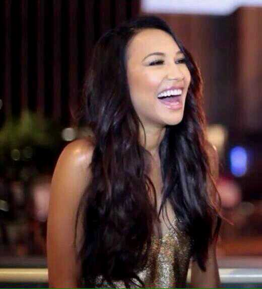 Naya Is Our Birthday Queen Happy Birthday Naya Rivera One day,I\ll see that smile is person!