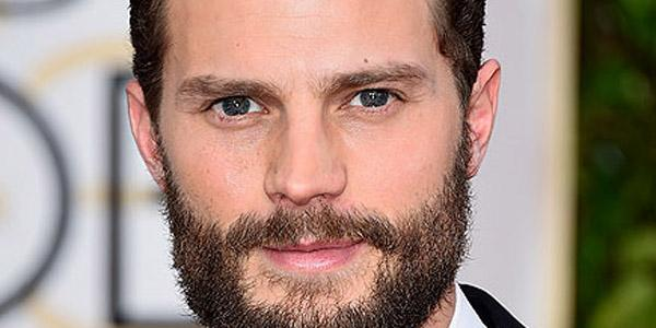 Well, well, well, if it isn't my dream husband, Jamie Dornan