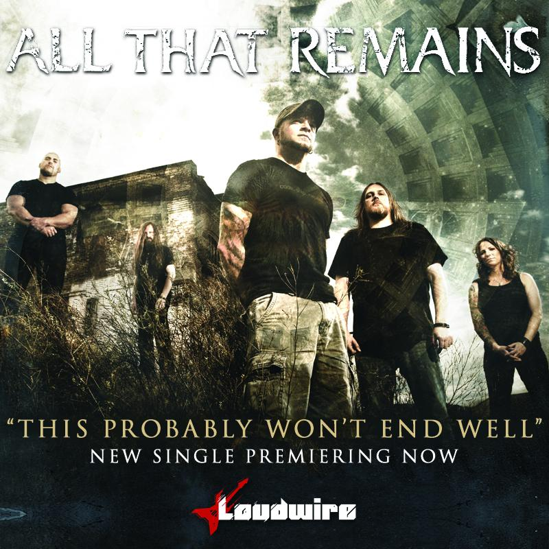 "Hear the new single ""This Probably Won't End Well"" on @Loudwire http://t.co/gary78feUu http://t.co/pVVS6McraF"