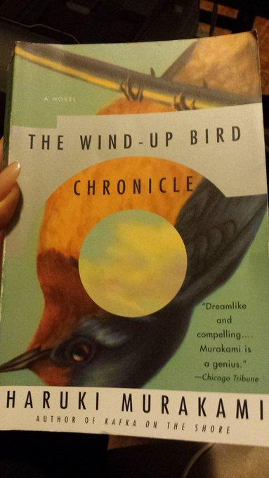Happy birthday to one of my favorite writers, Japanese author Haruki Murakami!