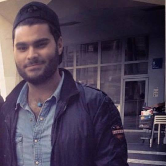 This is Yohan Cohen, 22, who worked at kosher shop. Son of Algerian father, he liked French rap. His funeral is Tues. http://t.co/6daFHZltFF