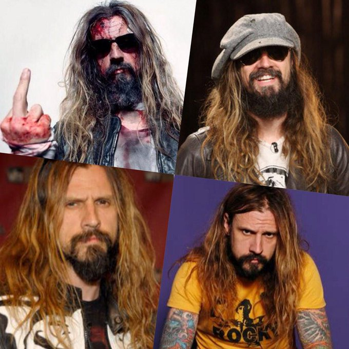 Happy birthday Rob Zombie you crazy person you  much love to you, your music and movies