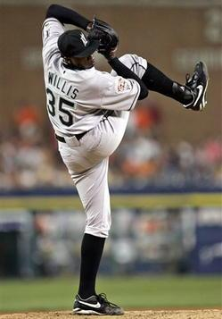 Happy Birthday to Dontrelle Willis.I loved him and his zany leg kick growing up.