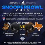 #Snooperbowl in AZ !! @SnoopLeague http://t.co/qObgqutC0f