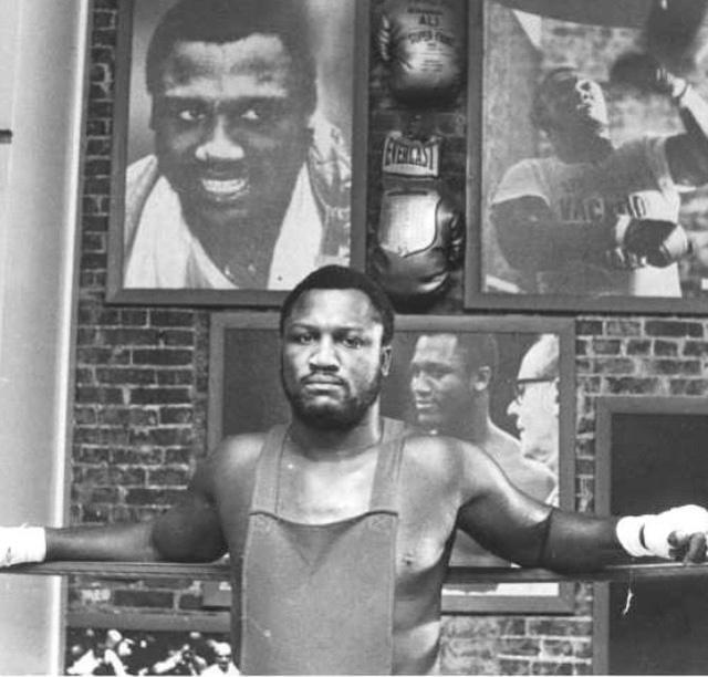 Smokin\ Joe Frazier would have been 71yrs old today. Happy Birthday Champ!