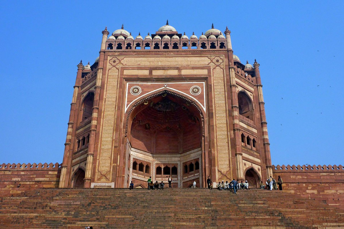 Lovely! RT @Milosh9k: Fatehpur Sikri, India  TravelStoke Video: