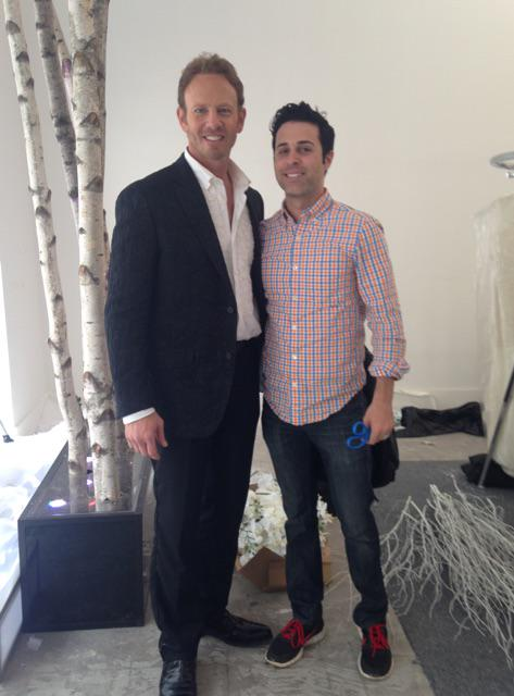 Loved helping out @IanZiering and his stellar team for wedding challenge tonight on @ApprenticeNBC good luck!!! http://t.co/aLIJcU3e12