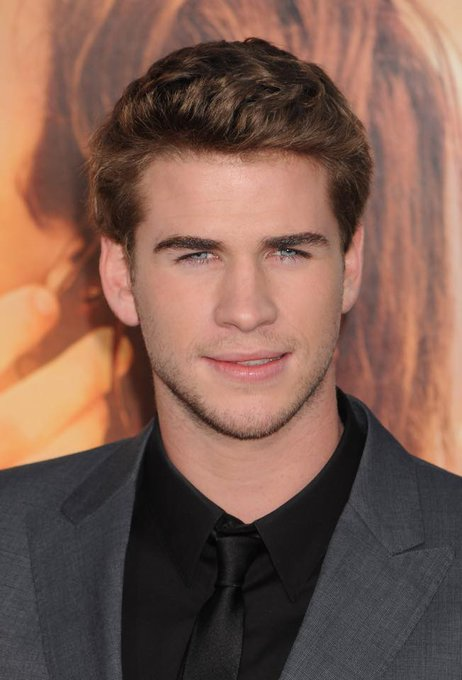 Happy birthday, Liam Hemsworth!