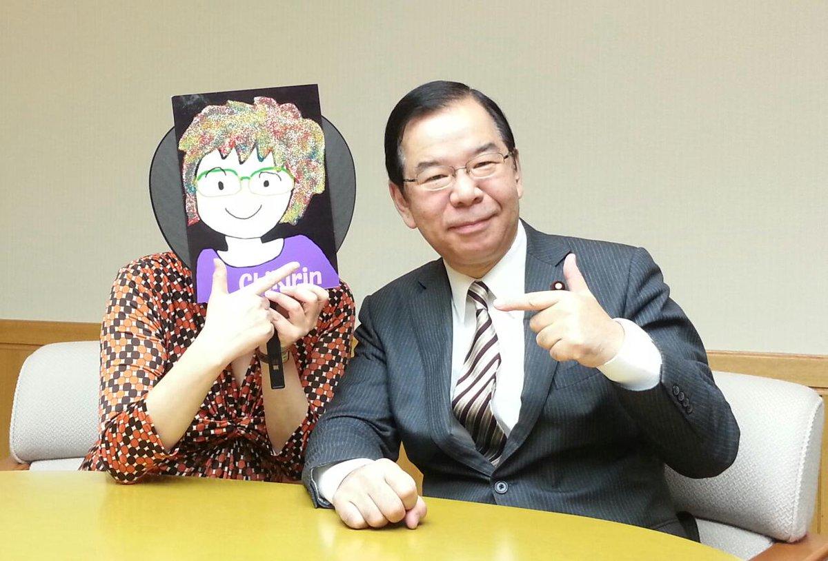 """対談が成立するのが信じられん shiikazuo: 「週刊プレイボーイ」の企画で、ちきりんさんと対談しました。日本の経済から若者の雇用まで、とても楽しく刺激的な対談でした。近々誌上に掲載されるそうです。 http://t.co/aRrwi9vtBd"""""""
