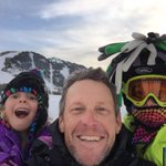 Had a blast sledding with @maxarmstrong1 and @Cincoarmstrong this evening! http://t.co/NfSxGbL9bd