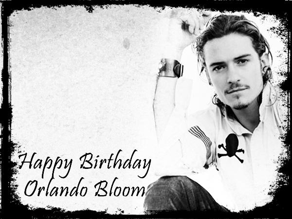 Happy BirthDay Orlando Bloom !!