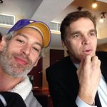 Hangin with the legend Luc Robitaille @LAKings