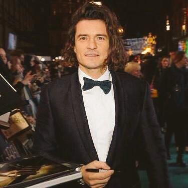 Happy 38th birthday to the beautiful and talented Orlando Bloom!!