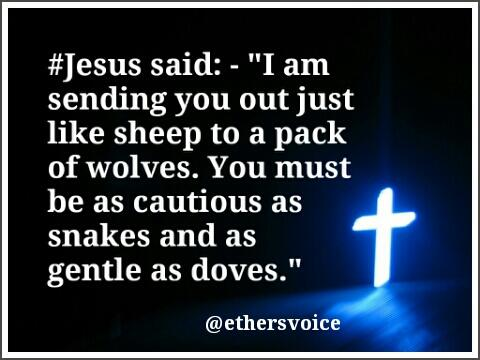 """#Jesus said; """"To whom much is given; much is required. <> https://t.co/6Md70s5bIe"""