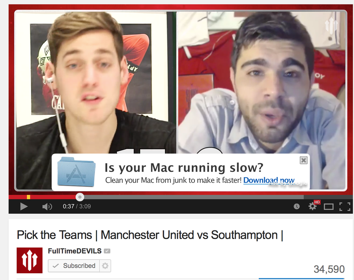 @FullTimeDEVILS great ad placement! http://t.co/F8GxgOkDRe