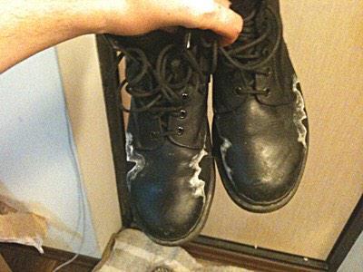 Соль на дорогах разъедает автомобили, обувь и травит людей и собак - 404 -