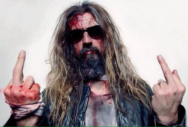 Today\s Rob Zombie\s birthday! Not 2 days ago! And he\s 50 not 49! Happy birthday