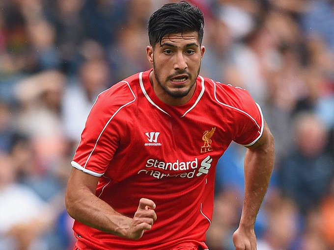 Happy Birthday Emre Can. Wish You All The Best Keep Support & Be The Best Midfielder + Center Back.