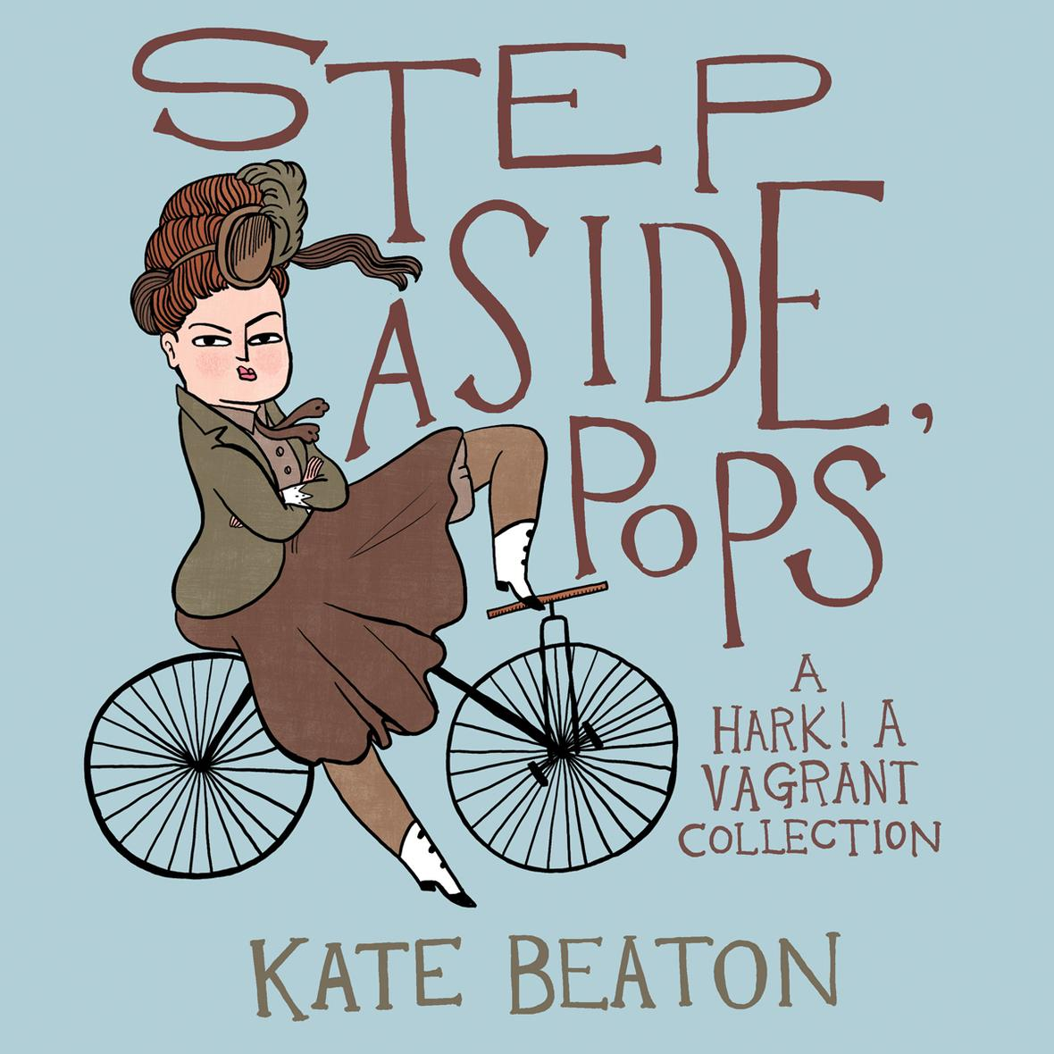Tom Spurgeon (@comicsreporter): dnq will release a sceond kate beaton collection this fall -- http://t.co/5b4IlNHynB