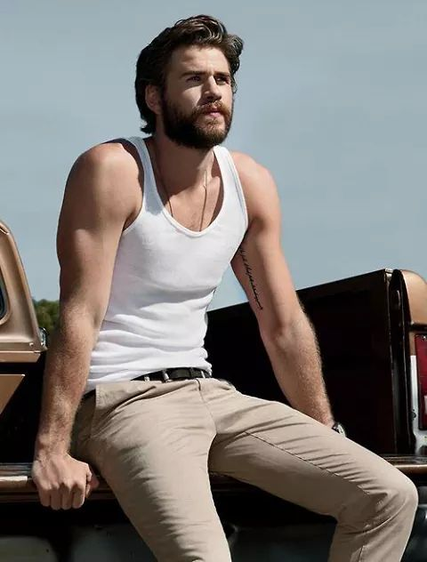 Happy Birthday Liam Hemsworth :) our Gale!