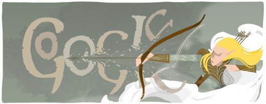 Happy Birthday Orlando Bloom. Google Doodle.